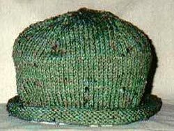 Just throw on this hat and no one will know! The Roll Brim Hat is great for  a no fuss look and is one of simplest easy knitting ... 6d2386f0e4e