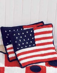 Stars and Stripes Cushions