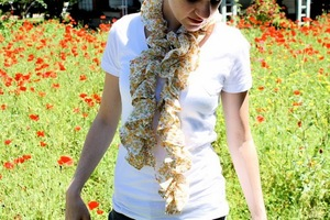 Summer Scarf: Version 1