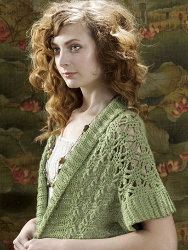 Barcello Crocheted Jacket