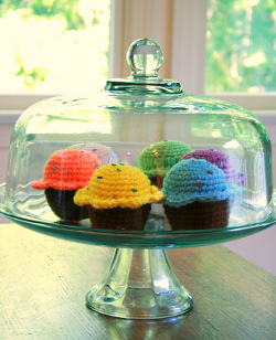 Bake Me a Cake Crocheted Cupcakes