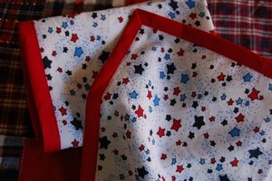 Patriotic Cloth Napkins
