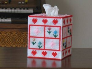 photo about Free Printable Plastic Canvas Tissue Box Patterns titled 29 No cost Behaviors for Plastic Canvas