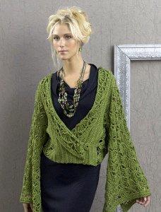 Geisha Geisha Kimono Crochet · Jacket Belted Jacket Cardigan Pattern 7fwqF7rx