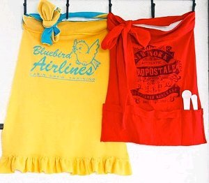 Easy T-Shirt Aprons