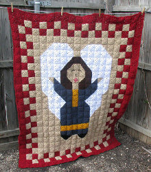 Make a Joyful Noise Afghan