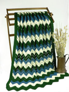 Land & Sea Throw
