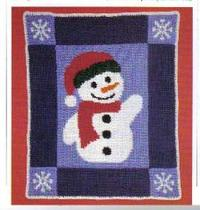 19 Christmas Crochet Afghan Patterns