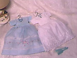 Vintage Baby Day Gown
