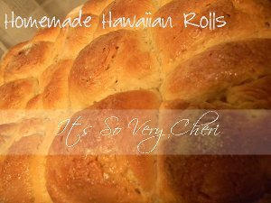 Homemade King's Hawaiian Bread Loaf
