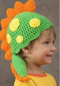 Kid's Dragon Hat