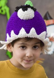 Purple People Eater Hat