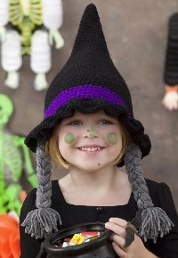 Bewitching Crochet Hat