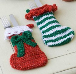 Stocking Ornament Elf Sized