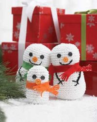 42 Snowman Christmas Crafts