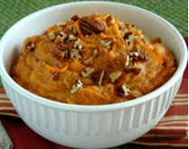 Marsala Whipped Sweet Potatoes
