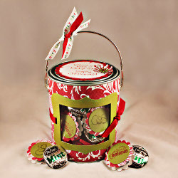 Christmas Paint Pail