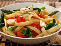 Vegetable Pasta Toss