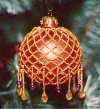 21 Beaded Ornament Patterns You Can't Beat