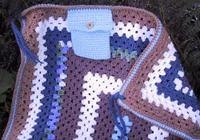 8 Crochet Ideas for Crochet Throws, Simple Crochet Patterns, and Crochet Blanket Patterns eBook
