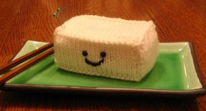 Tofu Pin Cushion