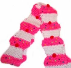 Scarf Sweet Cupcakes