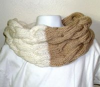 Burberry Inspired Cowl