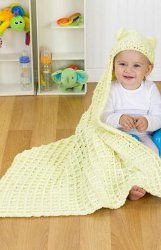 Rainbow Crochet Blanket Baby Color Combos