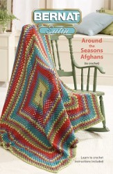 Around The Seasons Afghans from Bernat