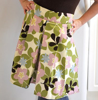 20 Free Sewing Apron Patterns