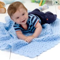 10 Crochet Baby Blanket Patterns eBook