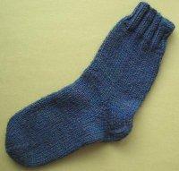 Children/'s socks knitted 9-10 years