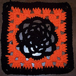 13 Haunting Crochet Blanket And Granny Square Patterns For