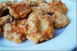 Homemade McDonalds Chicken Nuggets