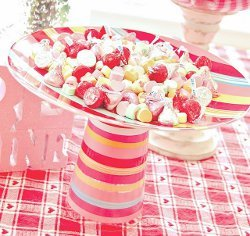 Simple Candy Party Stand