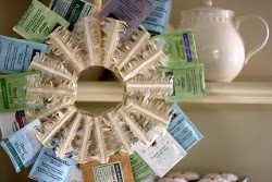 Glam Tea Wreath