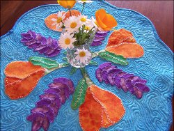 Spring Table Topper