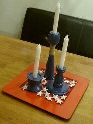 July 4th Centerpiece