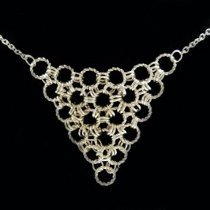 Easy Chainmaille Necklace