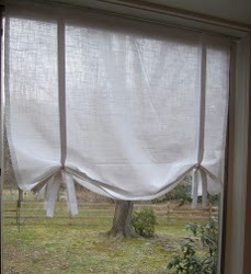 Pottery Barn Inspired Drape Shade Curtains Allfreesewing Com