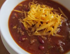 Country Chili With Cornbread