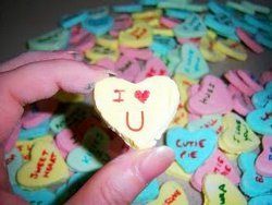 How to Make Your Own Conversation Hearts
