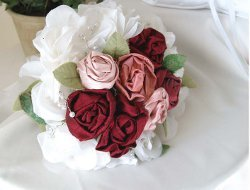 Sweetheart Rose Collection: Bridal Bouquet