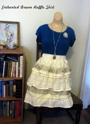 Enchanted Dream Ruffle Skirt Tutorial
