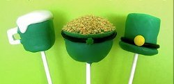 St. Patty's Dessert Pops
