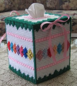 photograph regarding Free Printable Plastic Canvas Tissue Box Patterns named 29 Totally free Routines for Plastic Canvas