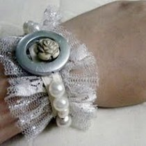 Pretty Wedding Corsage