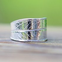 PMC Leaf Ring