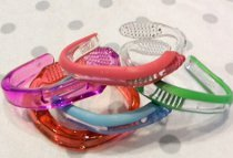Easy Toothbrush Bracelets