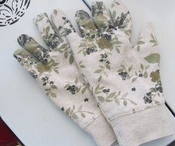 Easy 10 Minute Garden Gloves